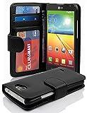 Cadorabo DE-100998 LG L90 Mobile Phone Case with 3 Card