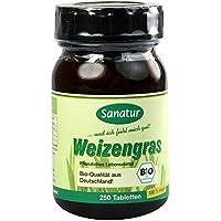 Sanatur Weizengras-Tabletten (100 g) - Bio preisvergleich bei billige-tabletten.eu