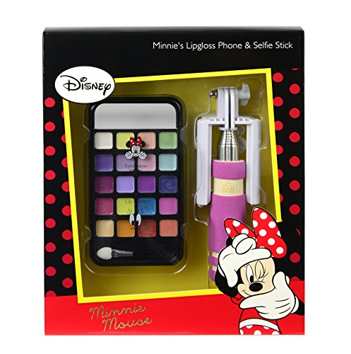 Minnie Mouse- set de maquillaje Markwins 9703310