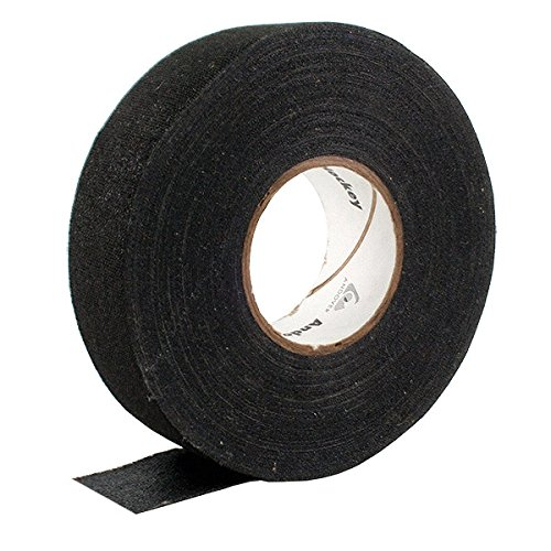 North American Tape 24/25 mm Band Schwarz, One Size