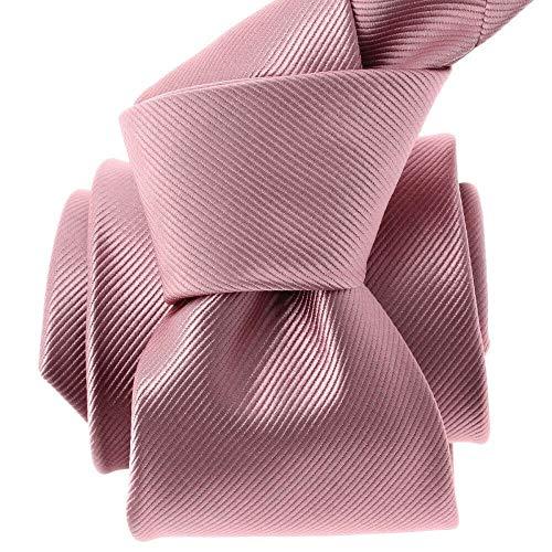 Clj Charles Le Jeune - Cravate Clj, Deauville, Rose Oeillet