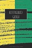 Reisetagebuch Guinea-Bissau: 6x9 Reise Journal I Notizbuch mit Checklisten zum Ausfüllen I Perfektes Geschenk für den Trip nach Guinea-Bissau für jeden Reisenden