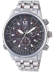 Citizen Promaster Sky Pilot Titan Funkchronograph Herrenuhr AS4050-51E