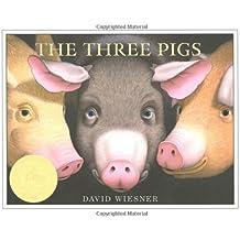 The Three Pigs (Caldecott Medal Book)