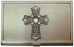 Fei Gifts Cross Business Card Holder