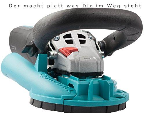 Preisvergleich Produktbild Betonschleifer CMG 1700 mit Schleiftopf, Collomix, Schleifer, Sanierungsschleifer