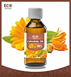 #7: Eco Aurous Calendula Essential Oil 100% Pure & Natural Essential Oil | Calendula Essential Oil | Calendula Essential Oil For Skin | Pure Calendula Essential Oil | Calendula Essential Oil For Face | Calendula Baby Essential Oil | Calendula Essential Oil For Acne | Organic Calendula Essential (Eco-Calendula-Oil_30ml)