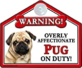 Best Design Originals Mops - PUG / Mops Dog Gift. High Gloss Plastic Review