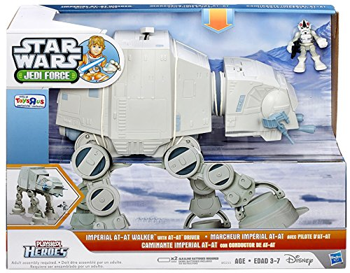 Star Wars Jedi Force Imperial AT-AT Walker [with AT-AT Driver] by Star...