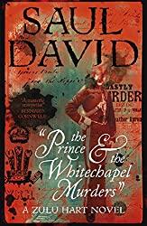 The Prince and the Whitechapel Murders: (Zulu Hart 3)