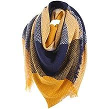 Malloom® Foulards, Echarpe en coton à manches longues en coton à manches  longues 59cbef0bdc0