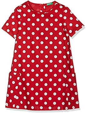 United Colors of Benetton Mädchen Kleid Dress