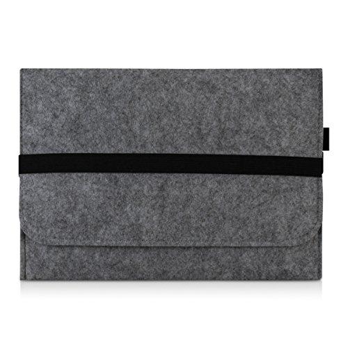 kwmobile Laptoptasche Filz Sleeve für 11