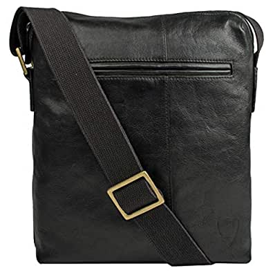 53868aee402d Image Unavailable. Image not available for. Colour  Hidesign Fitch 04 City  Bag - Laptop Bag - Messenger Bag - For Men - Travel