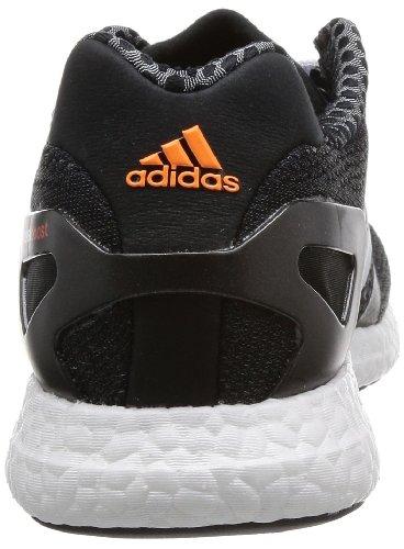 Adidas Cc Rocket Boost M, Hirered / bianco / nero, 8 M Us BLACK/WHITE/METSIL