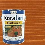 Koralan Holzöl Spezial 2,5l (Lärche)
