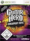 Guitar Hero: Greatest Hits gebraucht kaufen  Wird an jeden Ort in Deutschland