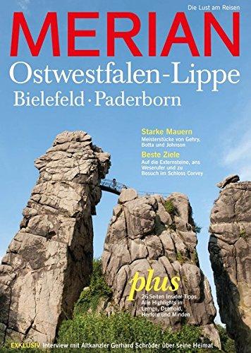 Bielefeld & Paderborn: MERIAN Ostwestfalen-Lippe