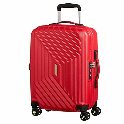 American Tourister Air Force 1 - Maleta, Rosa (Gradient Pink), S (55cm-34L)