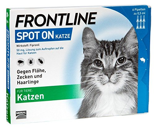 FRONTLINE - Spot on K - Lösung,6St