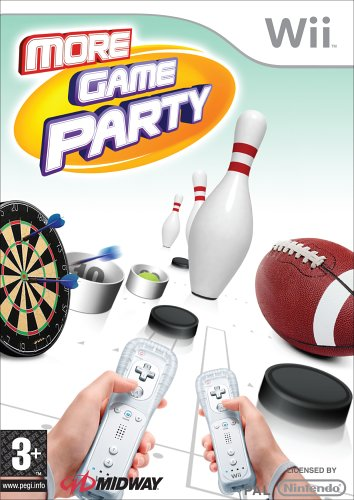 More Game Party (wii)