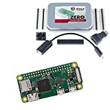 The PiHut Zero Essentials Kit - Kit para Raspberry Pi Zero W (Wifi)