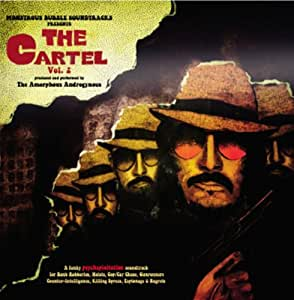 The Cartel Volume 2 (O.S.T.)