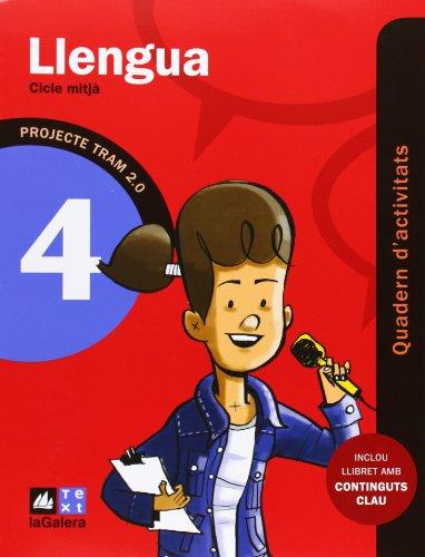 TRAM 2.0 Quadern d'activitats Llengua 4 - 9788441221116