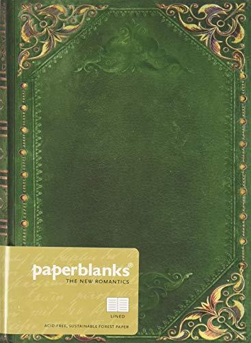 Paperblanks - The New Romantics Velvet Cape - Notizbuch Midi Liniert
