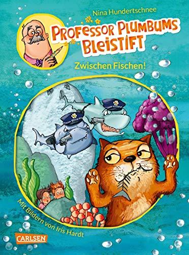 Professor Plumbums Bleistift - Zwischen Fischen Bd. 2