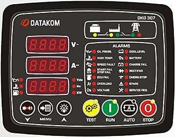 DATAKOM DKG-307 generateur automatique PANNE DE SECTEUR Panneau de configuration / controleur AMF
