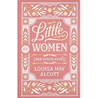 Little Women and Other Novels (Barnes & Noble Leatherbound Classic Collection)