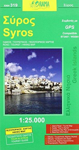 Syros 2018 por Orama Editions