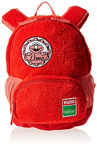 puma-sesame-street-s-zaino-per-bambini-rosso-rouge-high-risk-red-elmo-taglia-unica