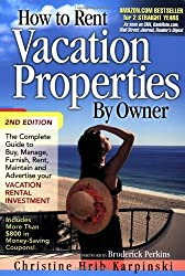 How to Rent Vacation Properties by Owner by Christine Hrib Karpinski (2004-04-01)