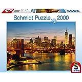 Schmidt - 58189 - Puzzle Classique - New York - 2000 Pièces