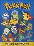 Pokémon - cahier de textes de Dragon d'or (2013) Relié