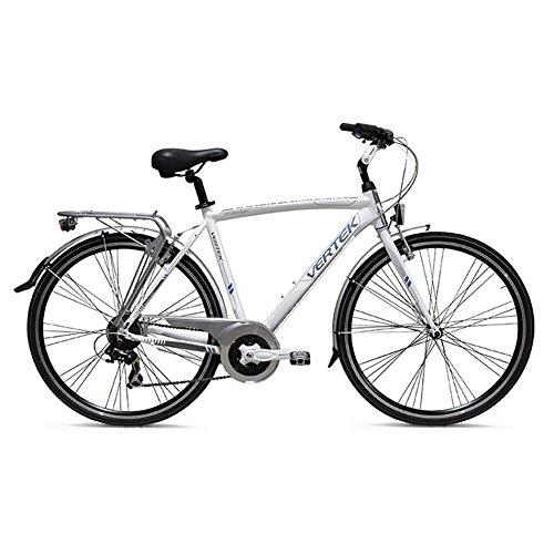 AMSTERDAM VERTEK BICICLETA 28 7 VELOCITABLANCO PERLA (CITY)/BICYCLE AMSTERDAM 28 7 SPEED WHITE PEARL (CITY)