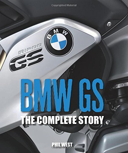 BMW GS Cover Image
