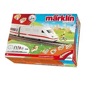 """Märklin 29200 - Startpackung """"ICE"""" mit Batterieantrieb"""