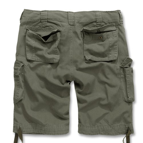 Brandit Herren Urban Legend Shorts Oliv