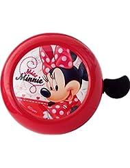 Timbre Ring Ring Niña Infantil Easy Minnie Mouse Manillar Bicicleta 35621 6168