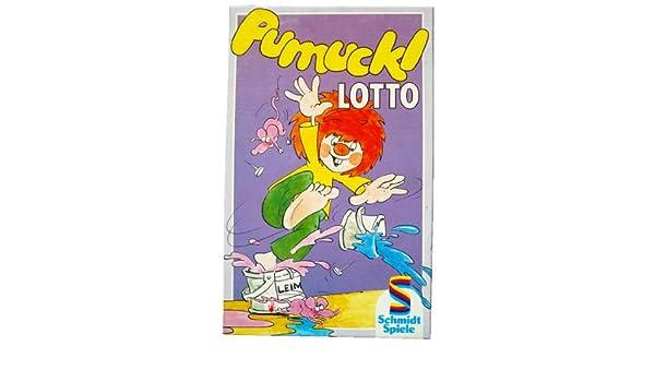 Lernspielzeug Pumuckel Lotto von Schmidt Spiele 03136