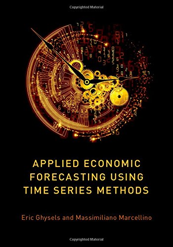 Applied Economic Forecasting using Time Series Methods -