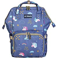 Motherly Stylish Babies Diaper Bags for Mothers - Premium Version (Pegasus,Starry Sky)