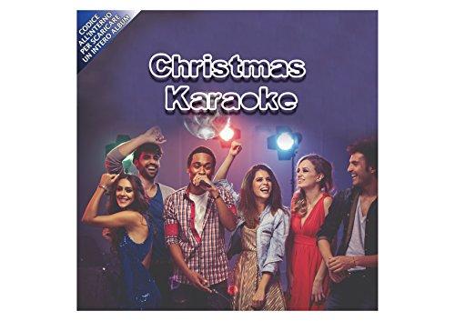 Buon Natale Karaoke.Christmas Karaoke Cd Dvd Canzoni Di Natale Christmas Songs Karaoke Per Grandi E Piccoli Tu Scendi Dalle Stelle Silent Night White Christmas