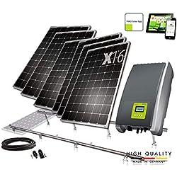 Kit Solar Autoconsumo 4200W Inyeccion Cero