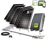 DSP Solar - Kit ad energia solare per autoconsumo, 4200 W, iniezione zero