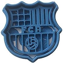 Cuticuter Fútbol Barcelona Cortador de Galletas, Azul, ...