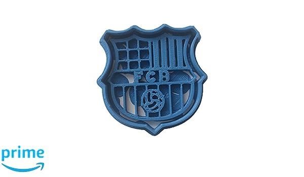 7c38941125f Cuticuter Football Barcelone Moule de Biscuit